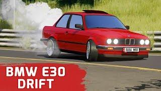 BMW E30 DRIFT !! SEVİYORUZ BU HAYATI 😊