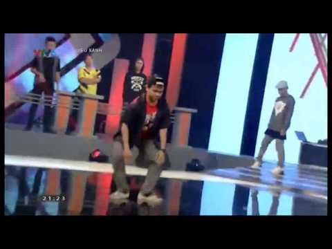 VTV6 Vũ Điệu Xanh 2014 || Nguyễn Hải Văn vs Đào Phi Hải || CK Toàn Quốc Popping
