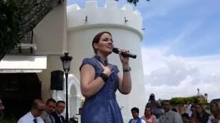 Yashira Guidini - Pronto Auxilio   La Fortaleza 26 Mayo 2016
