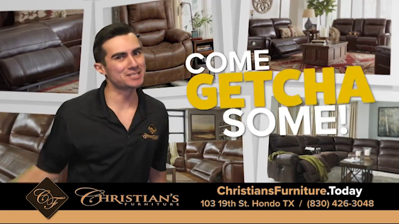 Delicieux Christianu0027s Furniture Store! COME GETCHA SOME!