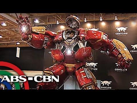 Asia Pop Comicon sa Pasay, umarangkada na