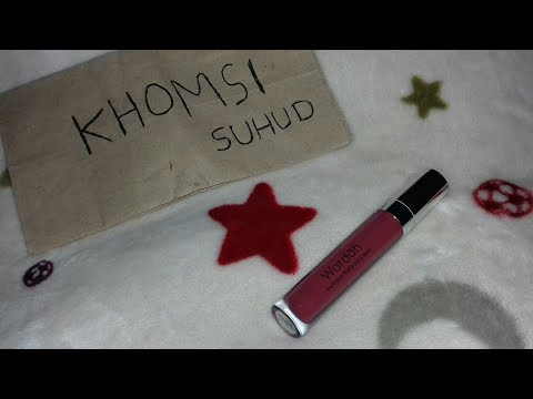 [swarches-dan-review]-wardah-exclusive-matte-lip-cream-no.-12-plum-it-up
