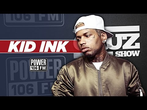 Kid Ink + A Snake + A Mysterious Gift & New Music Talk!