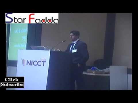 NICCT INDIA  PRESS SHOW