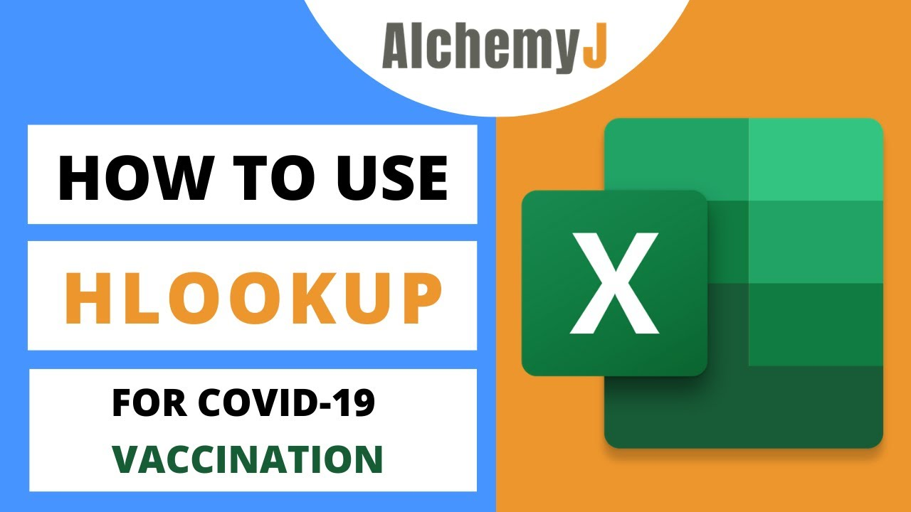 Basic Excel Function - How to use HLOOKUP Final Function in Excel