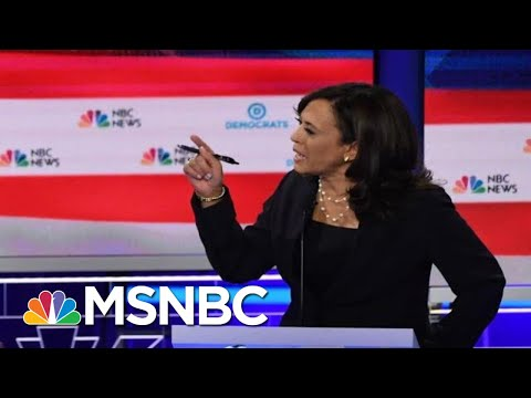 Kamala Harris Takes On Joe Biden In Night Two Of MSNBC's Democratic Debate | MSNBC