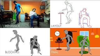 Baixar 2D Animation work by Rahul Gusain in Arena Visakhapatnam Visakhapatnam