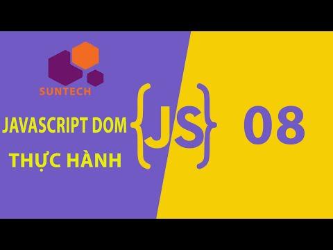 08. Tạo ứng dụng xem ảnh sản phẩm với Javascript - Học Javascript