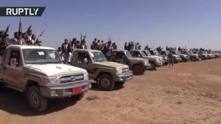 القبائل اليمنية تتوعد السعودية بعد مجزرة مجلس العزاء بصنعاء