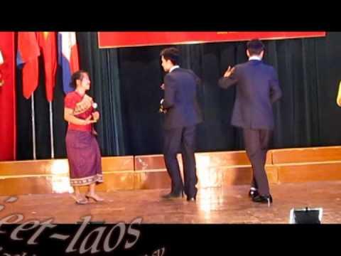 Trường Hữu Nghị 80- Tình Việt - Lào anh em.mpg