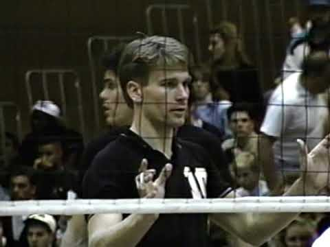 Men's Volleyball vs Long Beach State 1/30/1993
