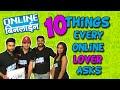 10 Things Every Online Lover Asks - Siddharth, Hemant, Rutuja - Online Binline Marathi Movie