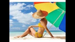Как установить пляжный зонтик легко и надежно? Видео-обзор приспособления от Темки Птицелова.