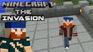 Minecraft | The Invasion | #18 DNA DEBACLE