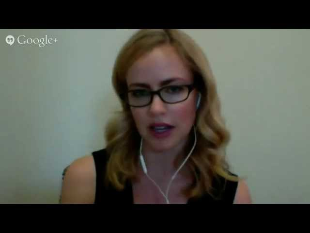 Gold Derby Emmy Chat: Amanda Schull ('12 Monkeys')