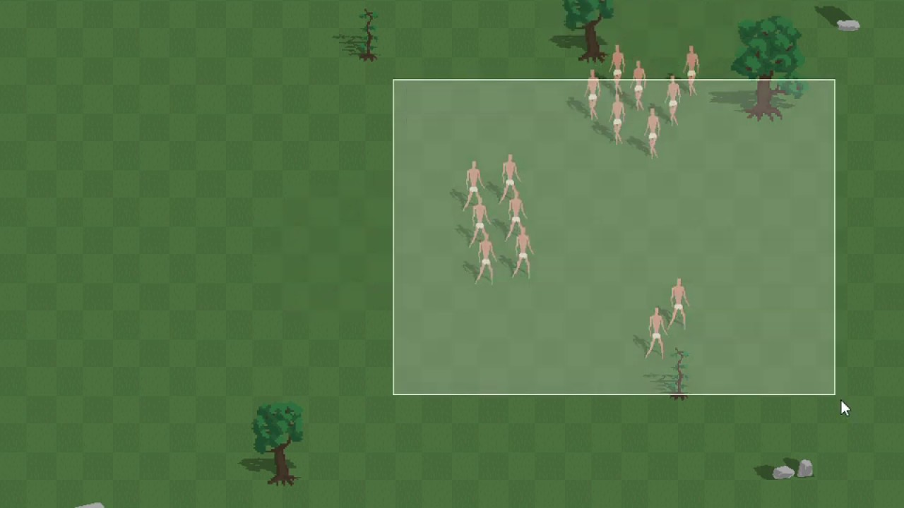 Asset - Project - Full Featured RTS | GameMaker Community