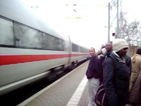 El Tren Bala en Alemania