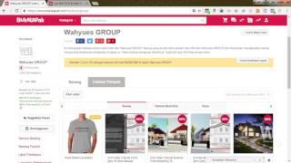Marketplace Resmi Bukalapak Wahyues GROUP