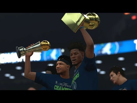 NBA 2K18 My Career - Splash of Dunks! NFG4 PS4 Pro 4K Gameplay