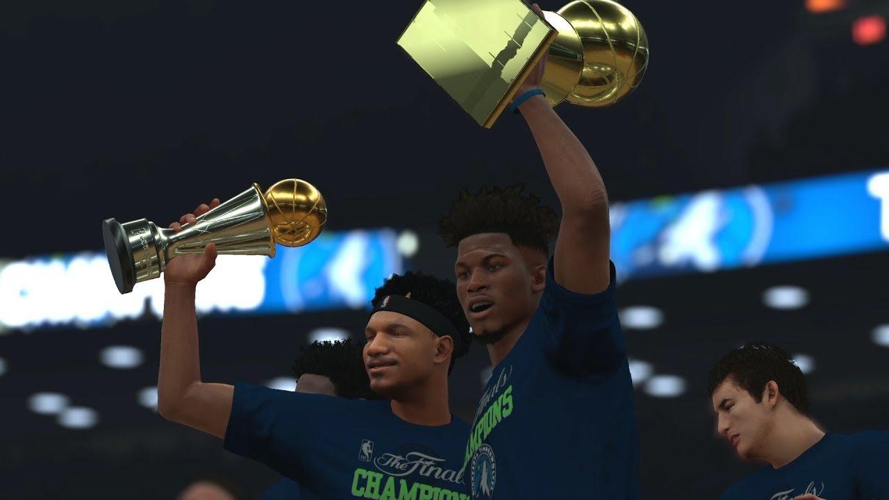 NBA 2K18 My Career - Splash of Dunks! NFG4 PS4 Pro 4K Gameplay