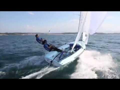 Santander ISAF Sailing World Championships Team Volvo Update
