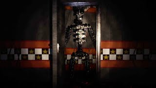 OPENING THE SECRET SAFE ROOM IN FREDBEARS FAMILY DINER | FNAF Project Fredbear (New Map)