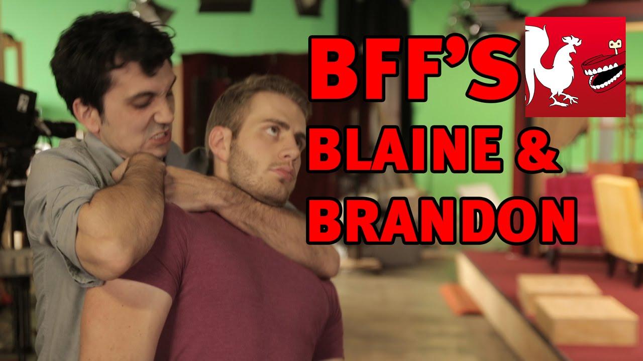 Brandon Roosterteeth Blaine & Brando...