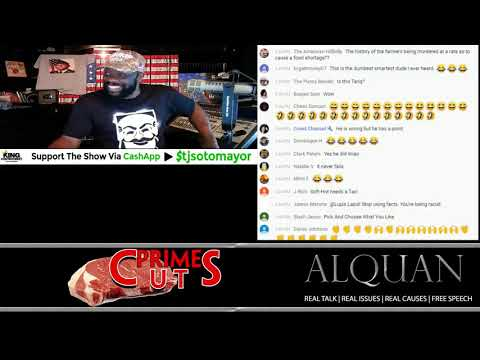 Prime Cuts - Alquan on Tommy Sotomayor's Show