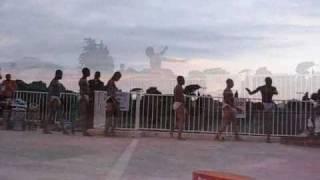 Djiguiya - danse africaine - juillet 2008 - Marseille
