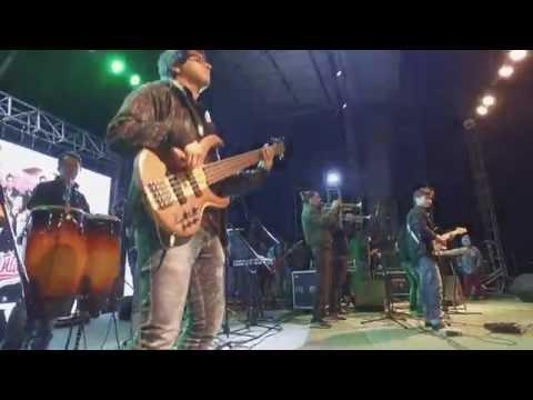 Banda Santa Fe EXPO MARIANO ROQUE ALONSO (En vivo)