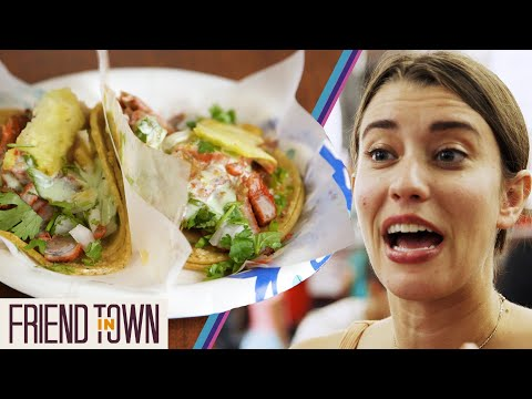 We Tried Legendary Tacos In Las Vegas