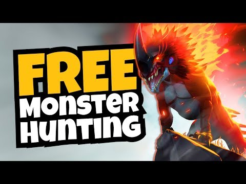 I Played That Free Monster Hunting Game