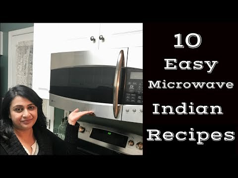 10 Microwave Food Hacks | Easy  Indian Microwave Recipes | Simple Living Wise Thinking