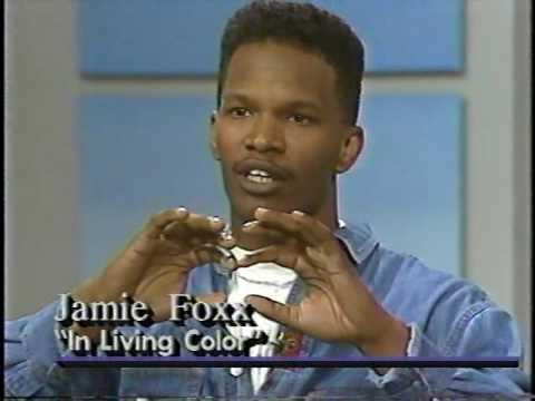 Jamie Foxx Interview From Rare