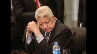 صدمة مرتضي منصور على الهواء بعد توقيع عبد الله السعيد للأهلي ..ويردد: «يوم السبت ان شاء الله»