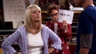 Sarcasm Sign - The Big Bang Theory HD