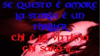 Baby K ft Tiziano Ferro ~ Killer [TESTO]