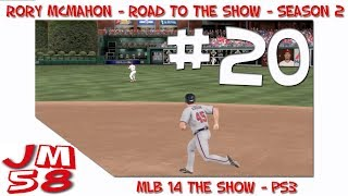 MLB 14: Road to the Show - Surprise Trade - [Ep 20]