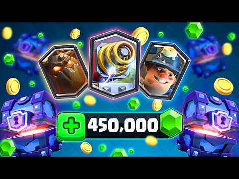 CHEST OPENING :: Clash Royale :: SO MANY...