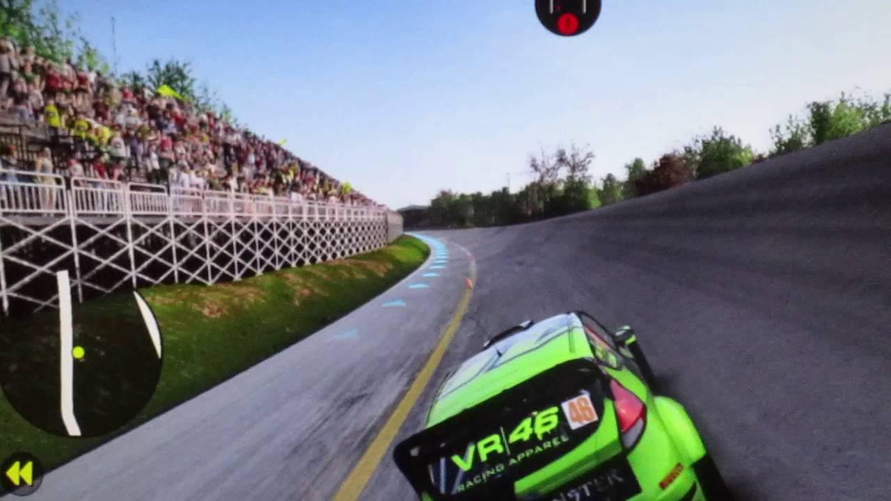 Valentino The Game ,Rally Di Monza - YouTube