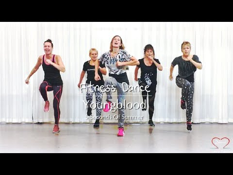 Youngblood | 5 Seconds Of Summer | Fitness Dance & Zumba