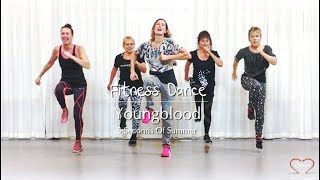Youngblood | 5 Seconds Of Summer | Fitness dance & zumba Video