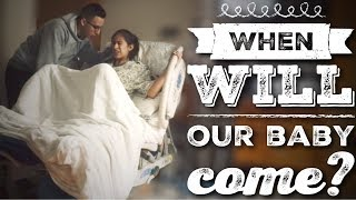 LABOR AND DELIVERY VLOG!  NO EPIDURAL! - The Arce Family
