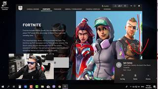 How to download Fortnite | windows pc [Greek] ✔