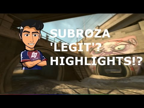 Subroza 'LEGIT'? Highlights!?