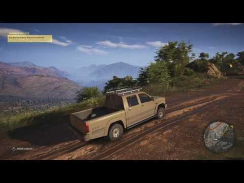 Tom Clancy's Ghost Recon: Wildlands  Gameplay 1