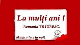 Romania TE IUBESC. Vin sarbatorile, vin! Petrecem Romaneste cu GS Music Folclor