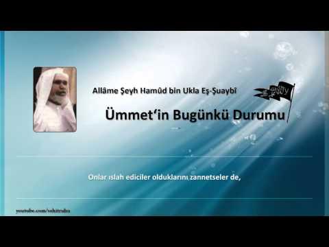 Ümmet'in Bugünkü Durumu   Allâme Hamûd bin Ukla Eş Şuaybî thumbnail