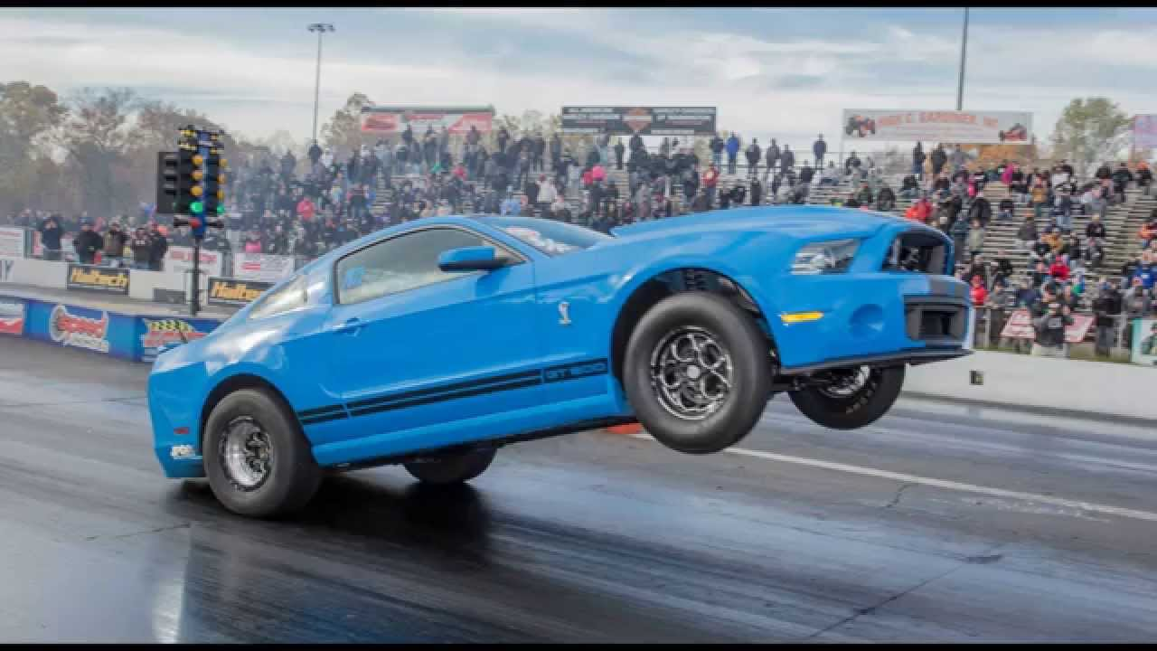 2013 Turbo Shelby Gt500 To Race Nmra Renegade For The 2015
