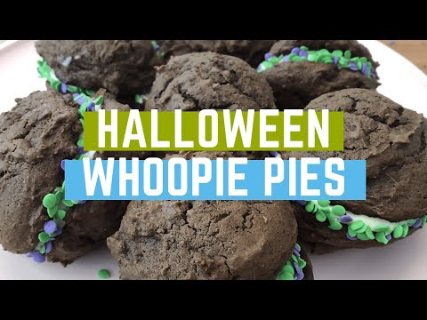 Halloween Recipe: Whoopie Pies